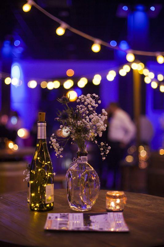 guirlandes mariage ciel étoilé location