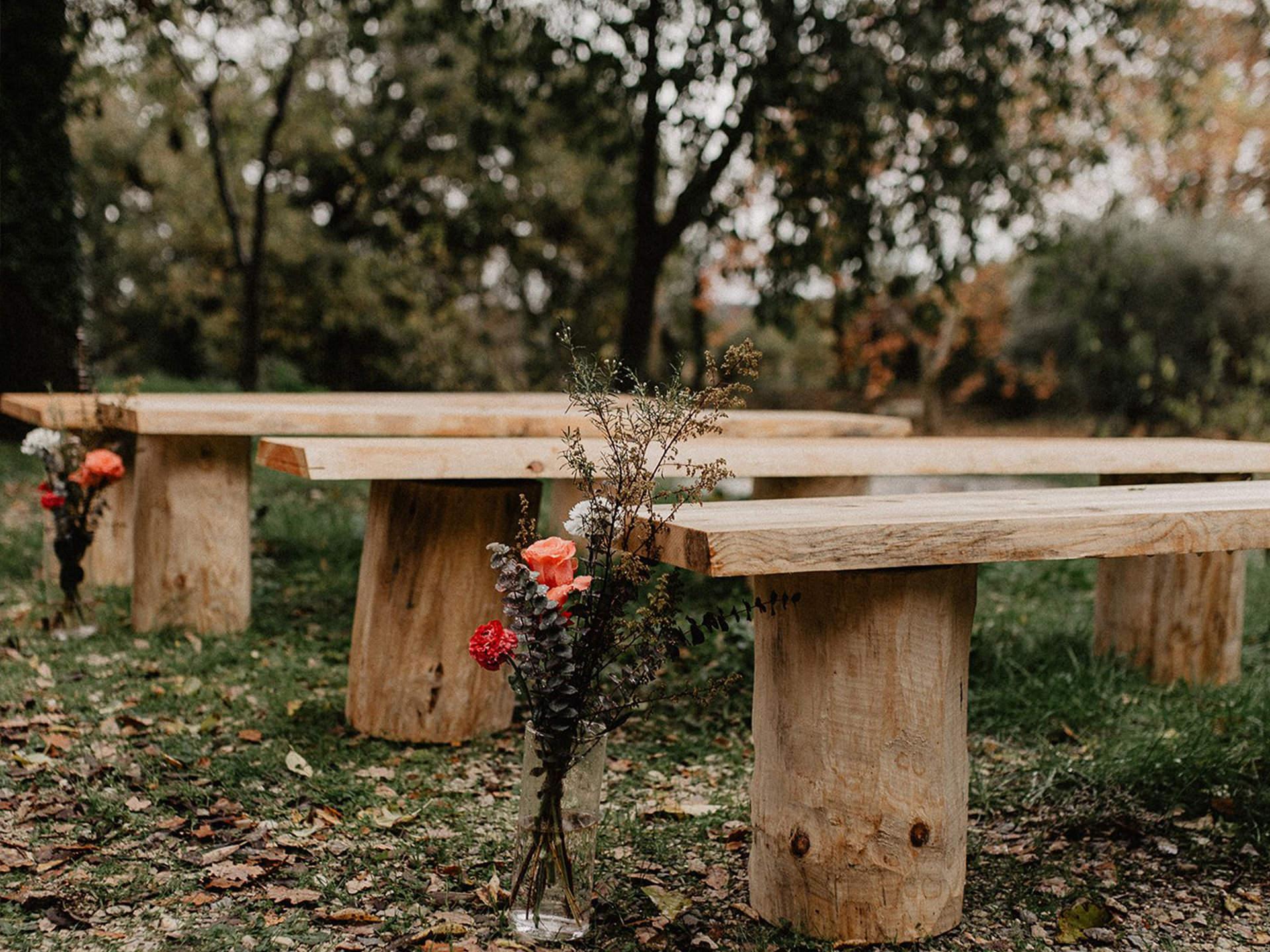 banc mariage montpellier ceremonie