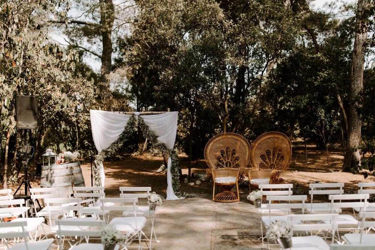 cérémonie laïque grangette mariage location wedding montpellier