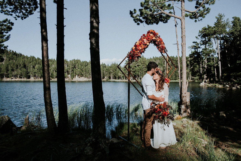 arche mariage cérémonie location mobilier Hérault